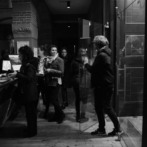 WPFG 17 International Student Night - Jethro Bijleveld