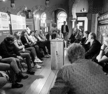 Jongeren en beleidsmakers in gesprek over Groningse gaswinning