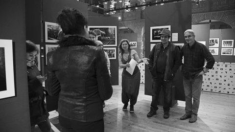Rondleiding van Noorderlicht   Huis van de Fotografie bij Zilveren Camera