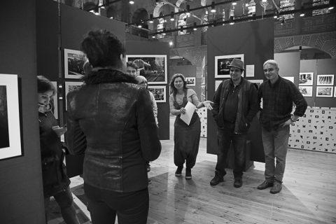 Rondleiding van Noorderlicht | Huis van de Fotografie bij Zilveren Camera